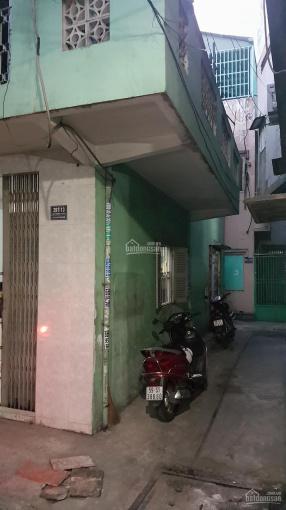Bán nhà Q6 đường Hậu Giang 3,9x10m đúc 1 tấm 3 phòng ngủ hẻm 4m. Giá: 3,73 tỷ