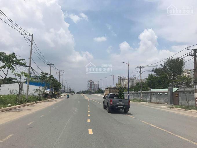 Bán đất xây văn phòng mặt tiền đường Trần Não, P. Bình An, quận 2, DT 21x49m, LH 0908111886 ảnh 0