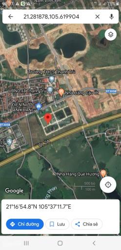 Cần tiền gấp bán cắt lỗ đất Đồng Cửa Quán Thanh Trù LH 0982598285