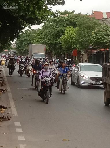 Bán nhà đất mặt phố Trần Tất Văn,Kiến An, Hải Phòng. Nhà đất 3 mặt tiền, phong thủy đẹp.