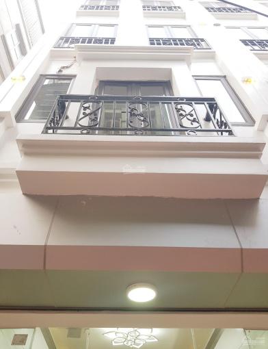 Chính chủ bán nhà phố Mai Động, xây mới 56m2* 4T, căn góc 2 mặt thoáng, giá 3,85 tỷ. LH 0917 483636