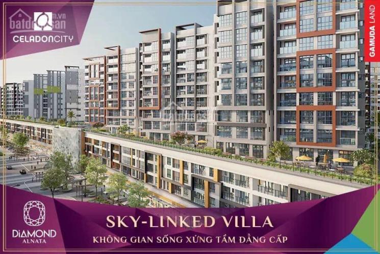 Bán biệt thự trên không Sky link villa, dự án Celadon city, giá tốt nhất thị trường