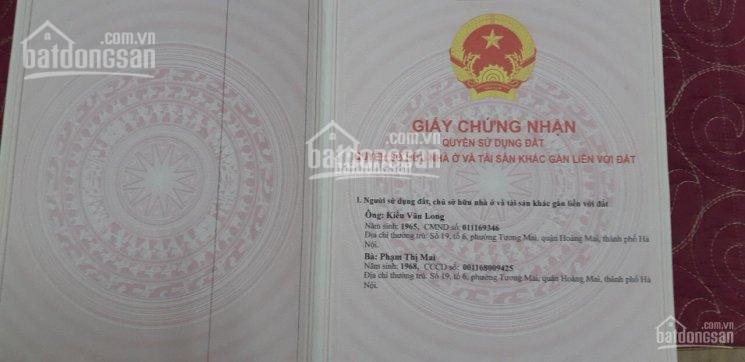 Chính chủ rao bán căn nhà 5 tầng mới xây số 14 ngõ 559 đường Kim Ngưu, quận Hai Bà Trưng, HN