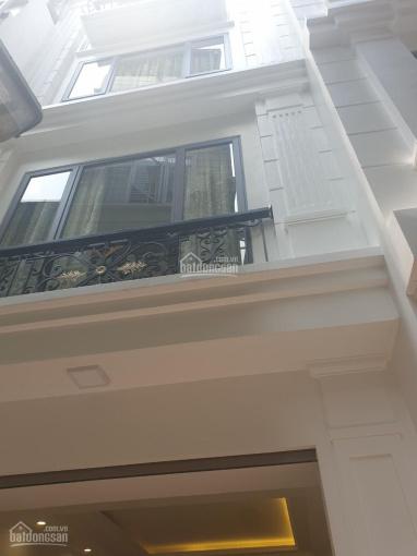 Bán nhà mới 100%, sổ đỏ chính chủ, sang tên trong một nốt nhạc ngõ 63 Hoàng Hoa Thám, 5 tỷ