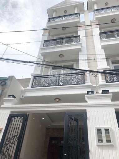 Nhà MT 100 Lê Thị Hồng, p17, 2 Lầu gần chợ Căn Cứ 26 Gò Vấp