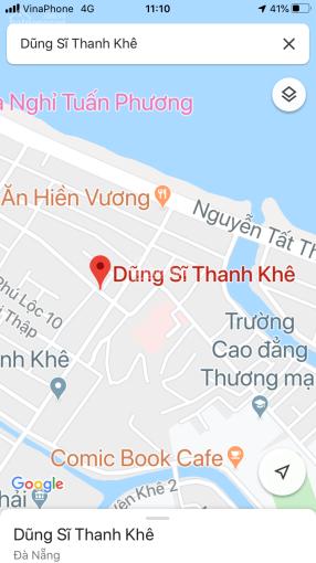 Chính chủ cần bán gấp nhà đất đường Dũng Sĩ Thanh Khê, Đà Nẵng - Giá tốt