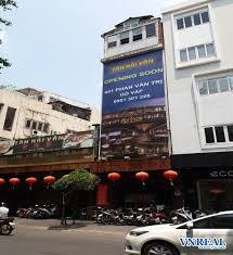 Cho thuê nhà giá rẻ sau dịch Sư Vạn Hạnh gần Vạn Hạnh Mall DT 10x16m gồm 4 lầu giá thuê 150tr/th