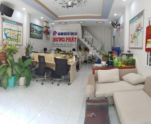 Cho thuê nhà nguyên căn mặt tiền đường 75, Phường Tân Phong 6x10m giá 20tr/th