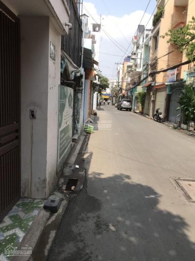 Nhà bán 118/44 Phan Huy Ích, phường 15, Tân Bình 4x18m SHR 72m2, 6,4 tỷ