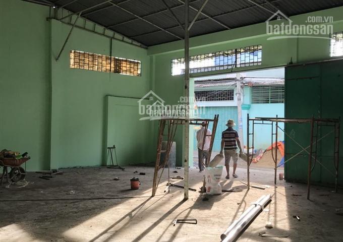 Cho thuê kho đường Gò Ô Môi, quận 7 ĐT 0917492482 Chính