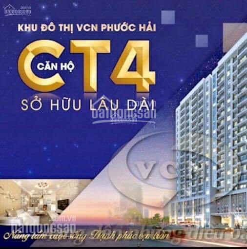 Căn hộ CT4 VCN Phước Hải giá chênh tốt nhất thị trường - Liên hệ: 0968379879 Huy