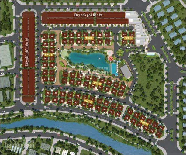 Cho thuê nhà phố - biệt thự cao cấp khu Compound an ninh 24/24 Camellia Garden ảnh 0