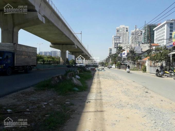 Bán đất xây building văn phòng đường Song Hành XLHN, Thảo Điền, Q2. Lô góc 2MT sát bên Vincom Megam ảnh 0