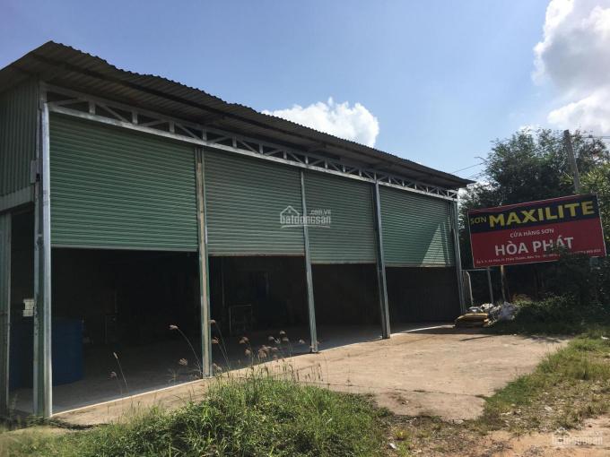 Cho thuê kho xưởng mặt tiền Tỉnh Lộ 883 gần KCN Giao Long, Châu Thành, Bến Tre