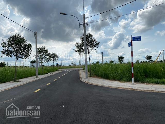Chính chủ bán đất nền Saigon Village, Long Hậu, Cần Giuộc, Long An ảnh 0