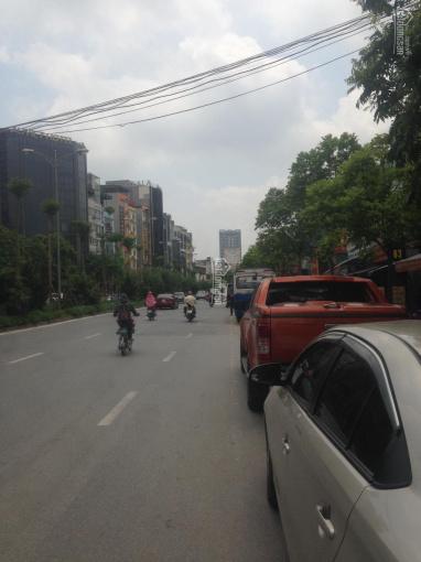 Bán gấp 170m2 đất mặt phố Hồ Tùng Mậu (lô góc), mặt tiền 8m, giá: 255 triệu/m2