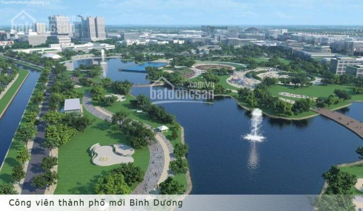 Bán đất nền dự án phường Phú Tân thành phố Thủ Dầu 1 Bình Dương, giá 16 tr/1m2 DT 100m2