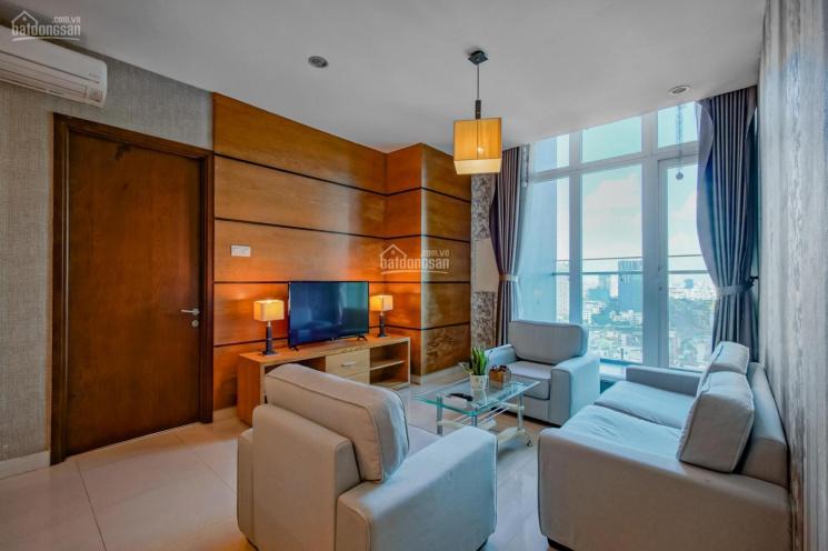 Định cư, cần bán căn 3PN, căn hộ The One Sài Gòn, full nội thất - có sổ hồng, view đẹp, Quận 1