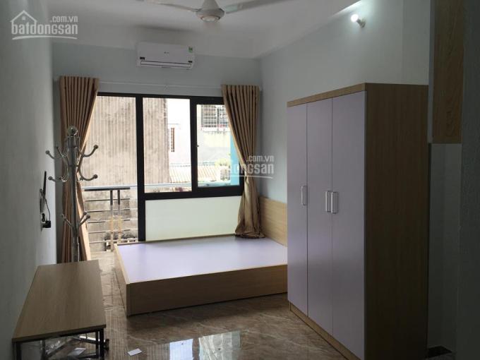 Cho thuê chung cư mini full nội thất thang máy diện tích 25m2 tại 196 Trần Duy Hưng giá bình dân