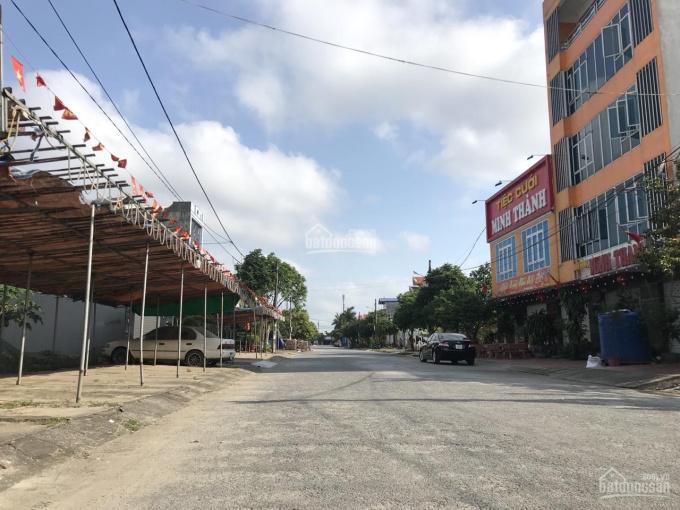 Bán đất chung cư Hồng Thái, An Dương, DT 125m2, gần nhà hàng Minh Thành, 11,5 tr/m2. LH 0931235990
