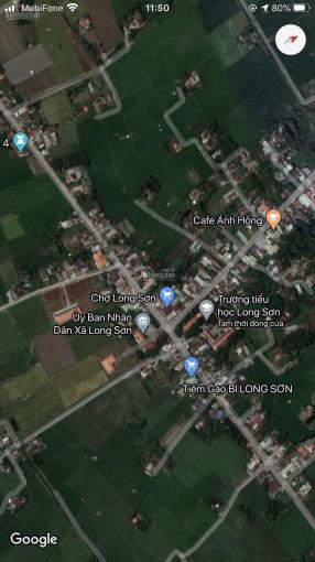 Cần bán đất nền thổ cư 96 m2 ngay UBND Long Sơn, giá 799 tr