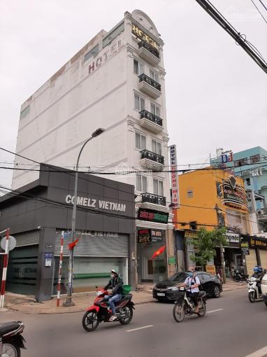 Cần tiền bán gấp khách sạn MT Đường Tân Sơn, P12, Q. Gò Vấp 5x30m 7L + TM, TN 120tr/th, giá 24 tỷ ảnh 0