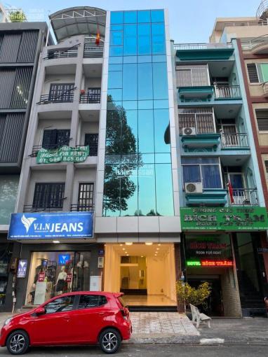 Bán nhà mặt tiền đường Hồng Bàng, P11, Q5 DT: 4x25,5m, DTCN 99.8m2 trệt lầu giá bán 23.5 tỷ ảnh 0