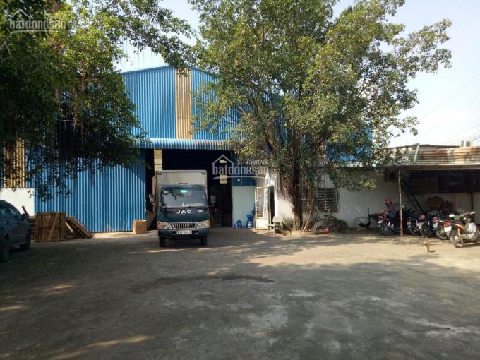 Xưởng 1156m2 đường xe công Thái Hòa Tân uyên kinh doanh đa nghề ảnh 0