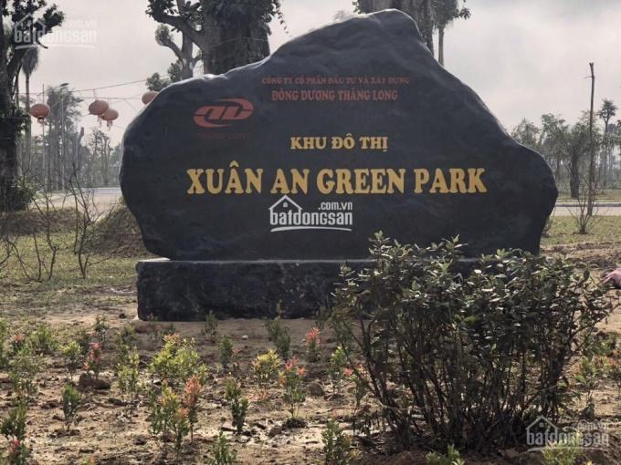 Chính chủ cần bán lô 5, liền kề 4 thuộc khu đô thị Xuân An Green Park, Nghi xuân, Hà Tĩnh