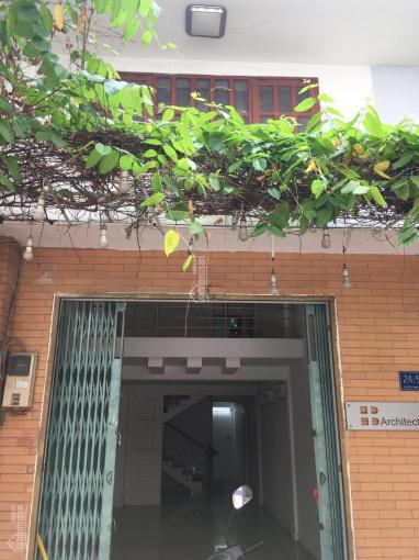 Cho thuê nhà nguyên căn HXM 2A, Nguyễn Thị Minh Khai, quận 1