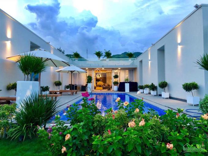 Cần bán gấp villa biển Oceanami, 800m2 góc 2MT biển, 4PN, có hồ bơi riêng, view biển cực đẹp ảnh 0