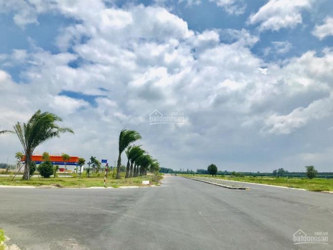 Đất nền Mega City 2, mặt tiền đường 25C đi sân bay Long Thành, liền kề KCN Nhơn Trạch ảnh 0