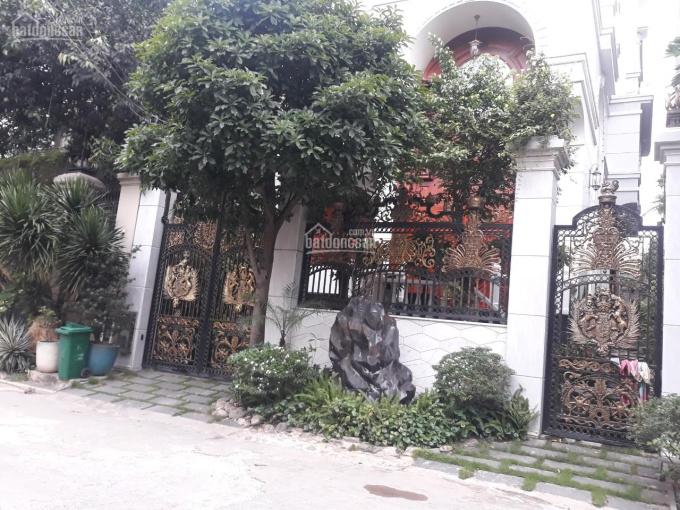 Bán biệt thự compound sân vườn gần Nguyễn Đình Chính - Nguyễn Văn Trỗi, DT: ~15x30m, giá 65 tỷ ảnh 0