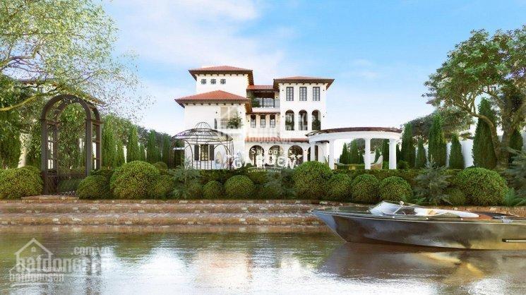 Chiết khấu lên đến 40% khi sở hữu nền biệt thự Saigon Garden Riversive Village Quận 9