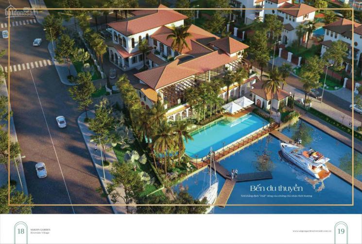 Tin sốc Tháng 5, Có nên mua nền biệt thự vườn Saigon Garden Riverside Q9? Hưng Thịnh nói gì