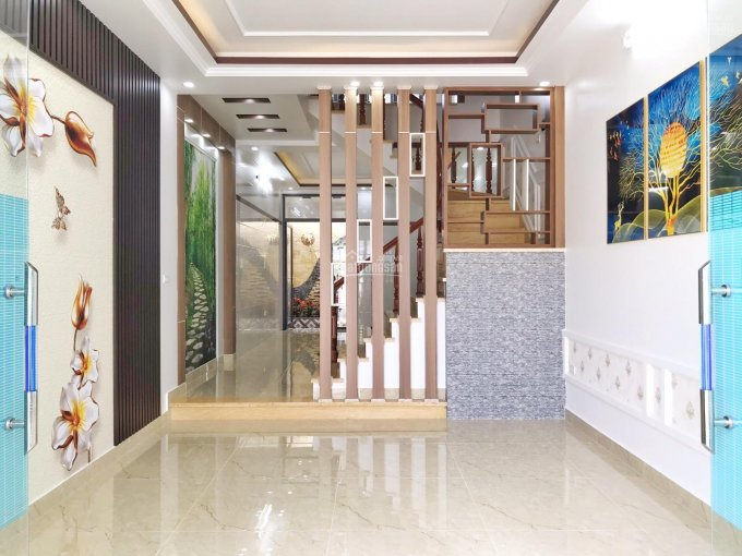 Mở bán khu nhà đẳng cấp 4T x 60m2 đường Trại Lẻ ô tô vào nhà, sân cổng siêu rộng, giá chỉ 3tỷ450 TL