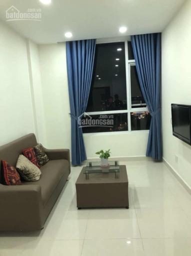 Cho thuê căn hộ 1050 Phan Chu Trinh, lầu cao, 2PN, 62m2, full nội thất