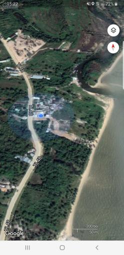 Chính chủ bán 1 ha đất mặt tiền biển - Hàm Ninh - Phú Quốc