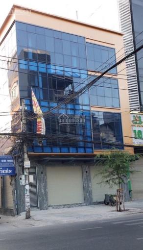 Cho thuê nhà MT Đinh Bộ Lĩnh, Quận Bình Thạnh. DT 10x10m, 1T 3L, nhà mới, 130tr/th