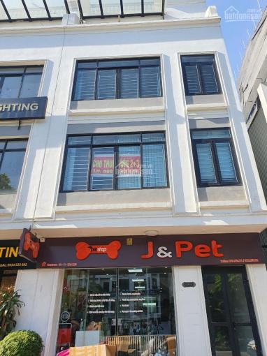 Cho thuê nhà Vinhomes Hàm Nghi S 80m2, cho thuê tầng 2,3