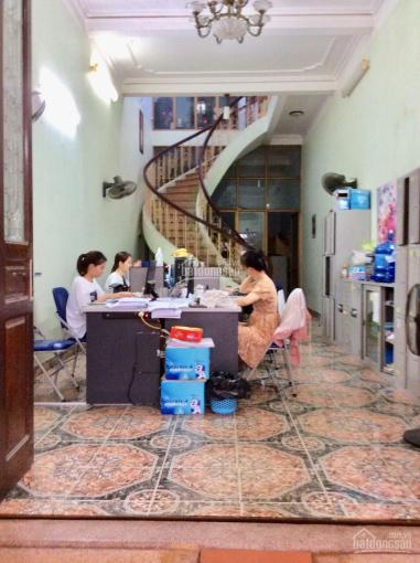 Cho thuê nhà phố 4.5x29m phố Hai Bà Trưng, quận Lê Chân