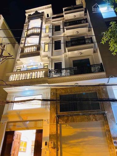 Bán nhà mặt tiền đường Trần Bình Trọng, P. 4, Quận 5, khu ô tô, 5m*22m, 5 lầu, thuê: 120tr/th