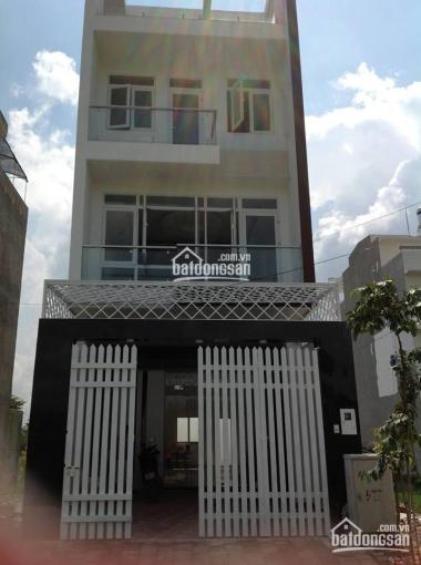 Cho thuê nhà nguyên căn làm văn phòng và ở (KDC Hoàng Anh Minh Tuấn)v - DTSD 300m2 4 lầu LH ngay