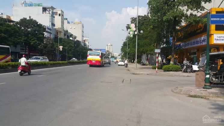 Bán nhà mặt phố Nguyễn Văn Cừ Long Biên mặt tiền 11m diện tích 360m2, giá 67 tỷ GPXD 10 tầng