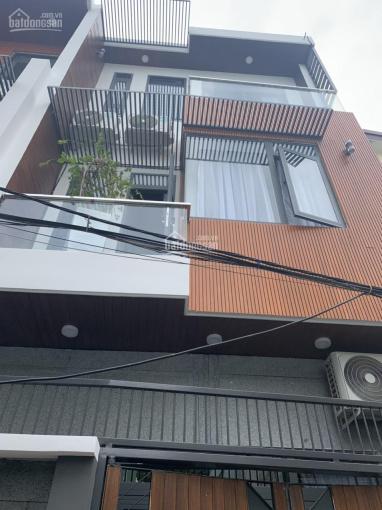 Bán nhà đẹp 3 tầng kiệt ô tô đường Trần Cao Vân thông Nguyễn Tất Thành ngay trung tâm