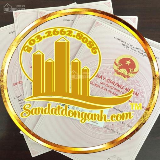 Bán đất Bắc Hồng - Đông Anh giá chỉ từ 588 triệu - Bao sang tên- Sổ đỏ trao tay !!!