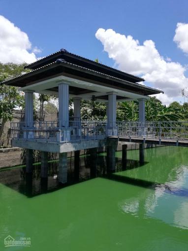 Bán nhà vườn mặt tiền Quản Lộ Phụng Hiệp, Cà Mau
