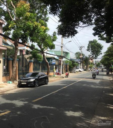 Bán Nhà mặt tiền đường Lê Thị Hoa, Phường Bình Chiểu, giá 35tr/m2, diện tích 208m2