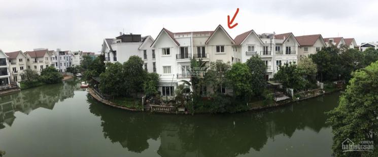 Cần bán gấp biệt thự song lập 218m2 view ngã ba sông, LH: 0929991111