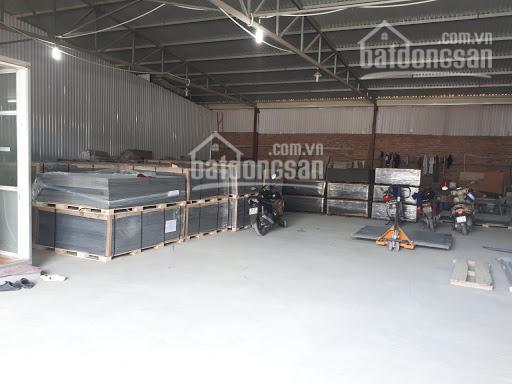 Cho thuê kho xưởng đường Nguyễn Duy Trinh, DT 650m2. Giá 30 triệu/tháng